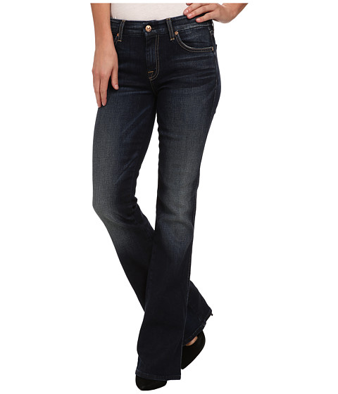 7 For All Mankind - A Pocket in Alpine Blue (Alpine Blue) Women