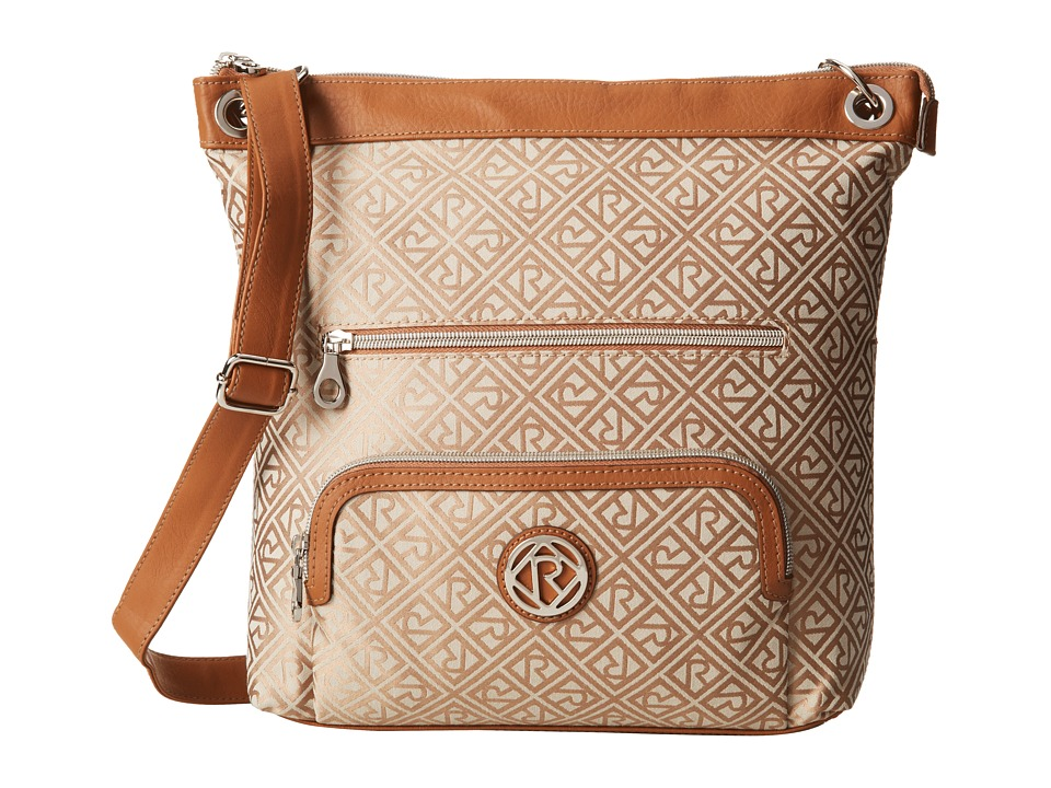 Relic - Erica Large Crossbody (Khaki) Cross Body Handbags