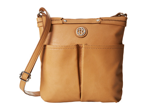 Relic - Bleeker Crossbody (Camel) Cross Body Handbags