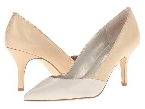 Tahari - Carat (Warm White/Biscuit) High Heels