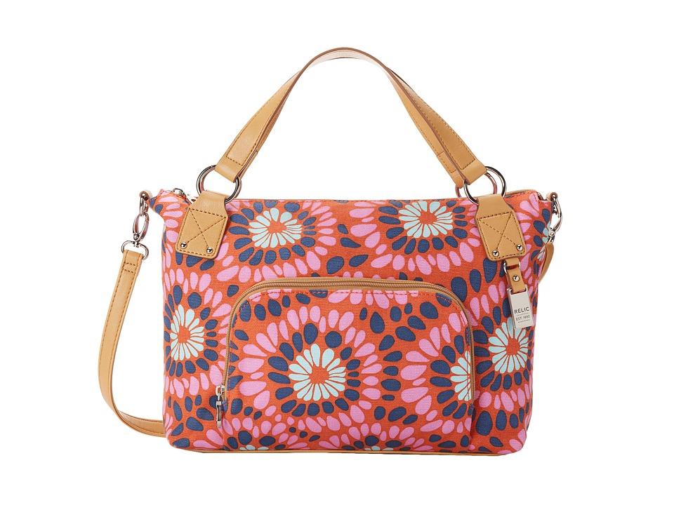 Relic - Phoebe Satchel (Bright Multi) Satchel Handbags