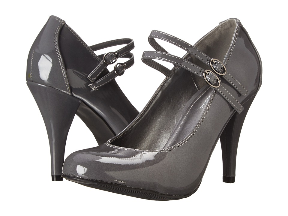 Gabriella Rocha - Sutton (Grey Patent) Women