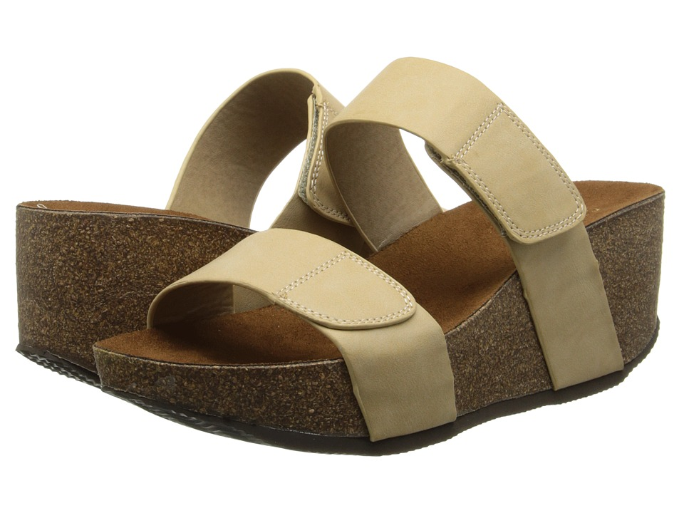 Gabriella Rocha - Sahara (Natural) Women's Wedge Shoes