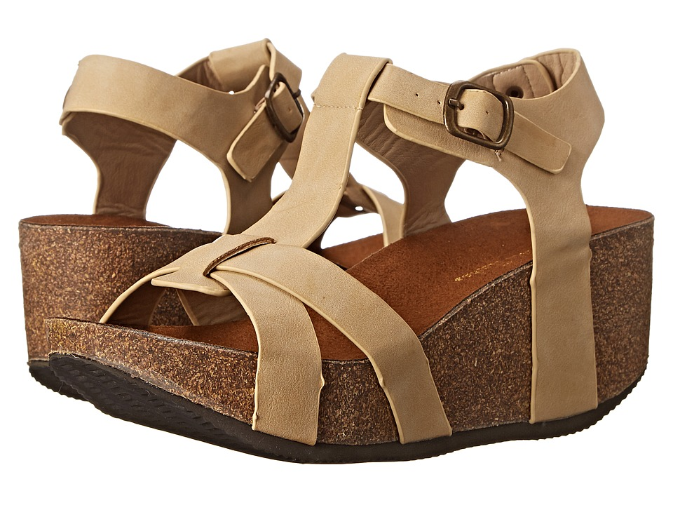Gabriella Rocha - Sabrina (Natural) Women's Wedge Shoes