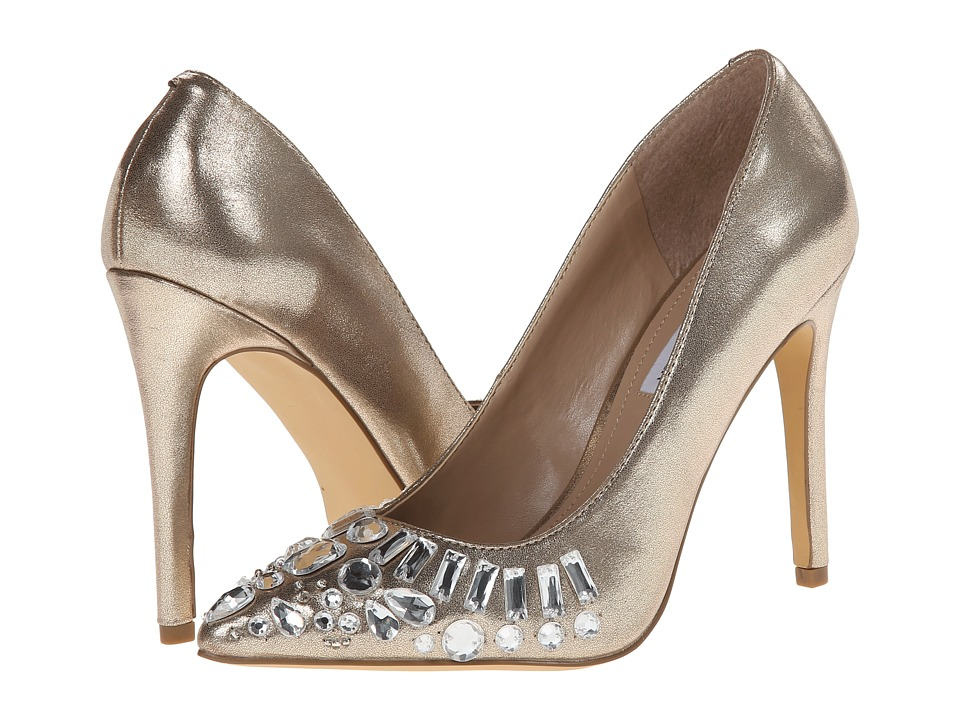 Steve Madden - Penda (Gold Multi) High Heels
