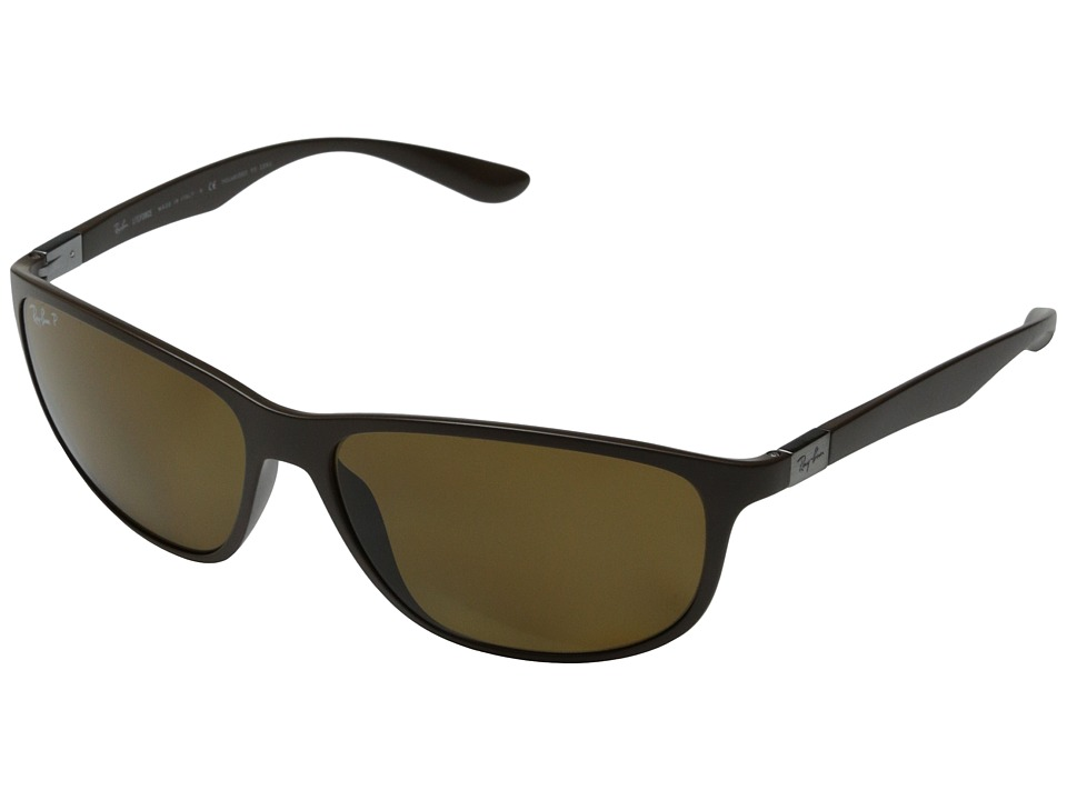 73b6041cafc EAN 8053672298857 - Ray-Ban RB4213 Polarized Sunglasses Dark Matte ...