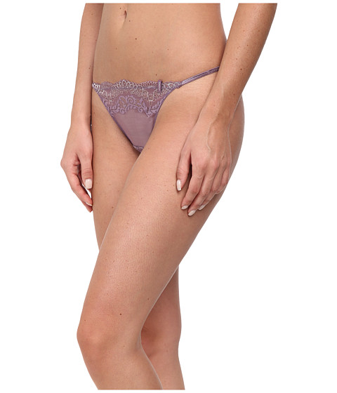 DKNY Intimates - Seductive Lights G-String (Sensation/Silver Lurex) Women's Underwear
