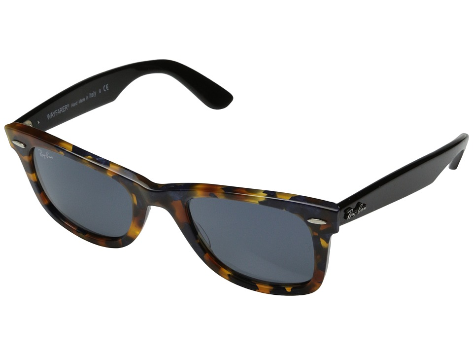 Ray-Ban - RB2140 50mm (Spotted Blue Havana) Fashion Sunglasses