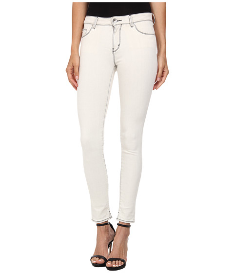 LOVE Moschino - Skinny Ankle Jegging (Grey) Women's Jeans