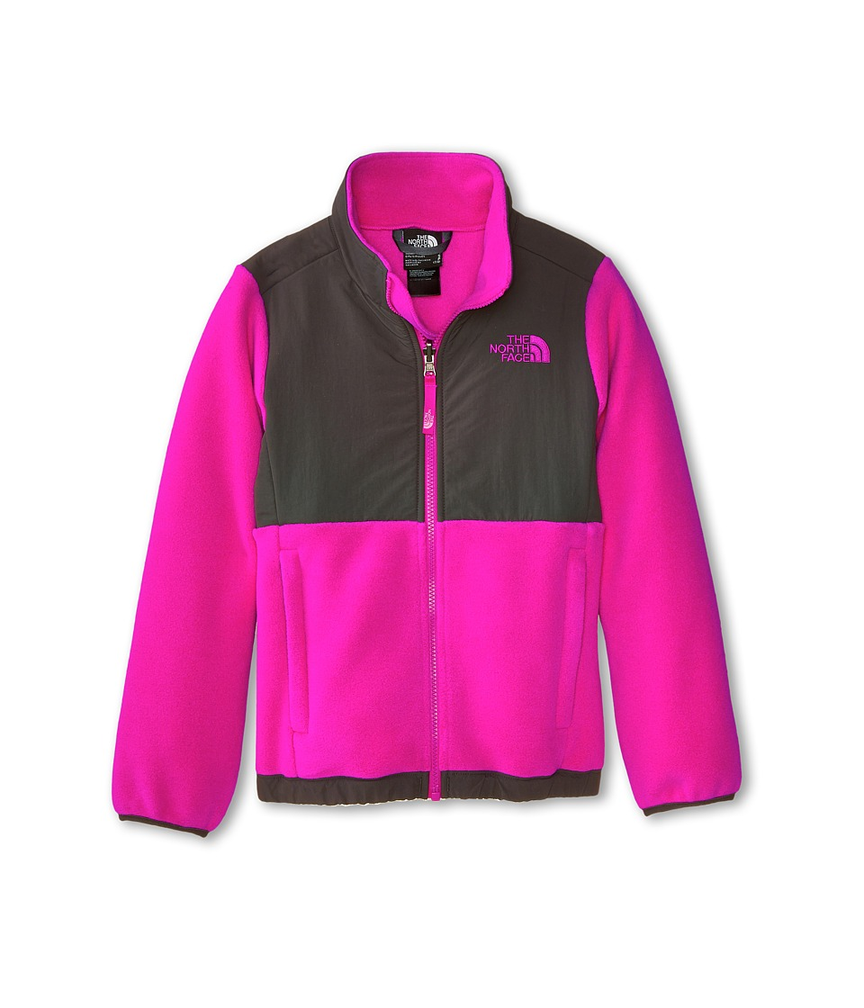 The North Face Kids - Denali Jacket (Little Kids/Big Kids) (Recycled Luminous Pink) Girl's Coat