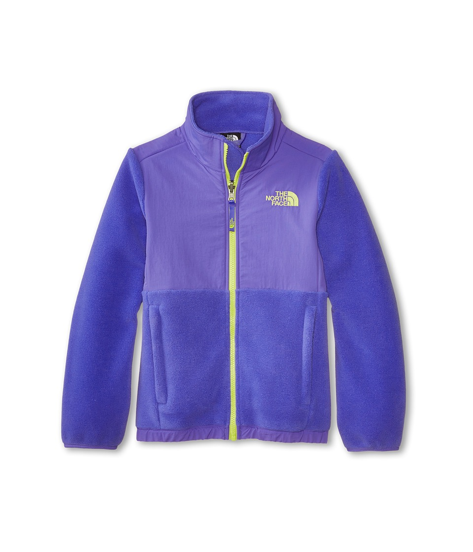 The North Face Kids - Denali Jacket (Little Kids/Big Kids) (Recycled Starry Purple) Girl's Coat