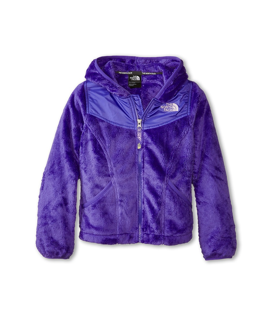 The North Face Kids - Oso Hoodie (Little Kids/Big Kids) (Starry Purple) Girl's Fleece