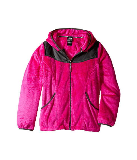 The North Face Kids - Oso Hoodie (Little Kids/Big Kids) (Luminous Pink) Girl's Fleece