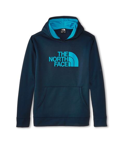 The North Face Kids - Boys' Logo Surgent Pullover Hoodie (Little Kids/Big Kids) (Cosmic Blue) Boy's Sweatshirt