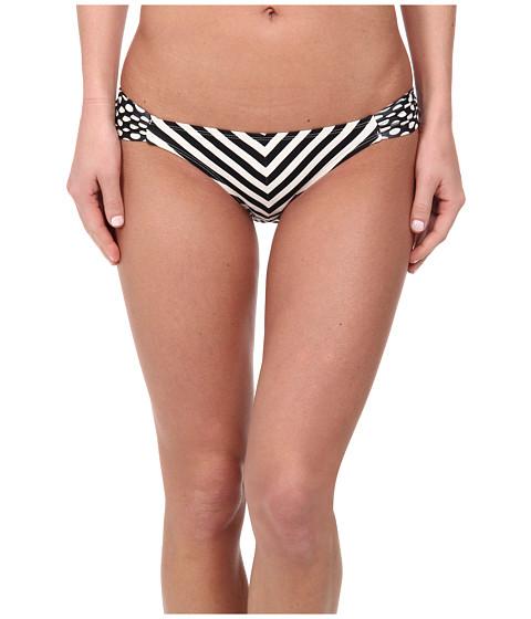 Body Glove - Vielha Bali Side Ruched Bottom (Black) Women's Swimwear