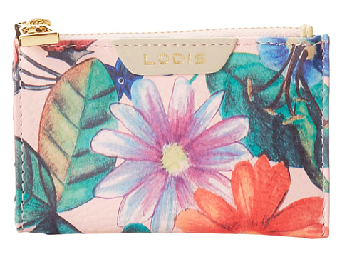 Lodis Accessories - Ferndale Zip Pouch (Multi) Wallet