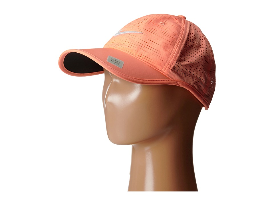Nike Golf - Perf Cap (Sunset Glow/Sunset Glow/White) Caps