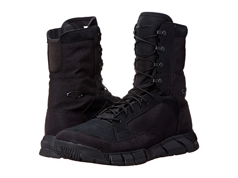 Oakley - Light Assault Boot (Black) Men's Boots