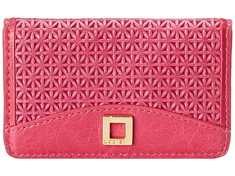 Lodis Accessories - Woodlake Mini Card Case (Flamingo) Credit card Wallet