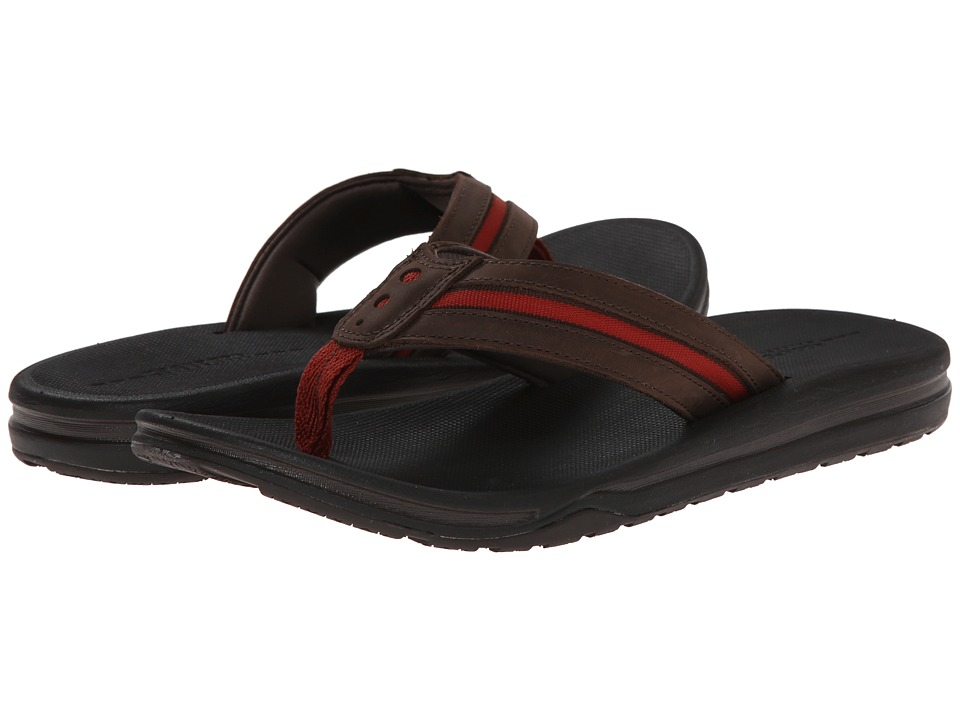 Rockport - Wear Anywhere BBQ Sandal (Dark Brown) Men's Sandals