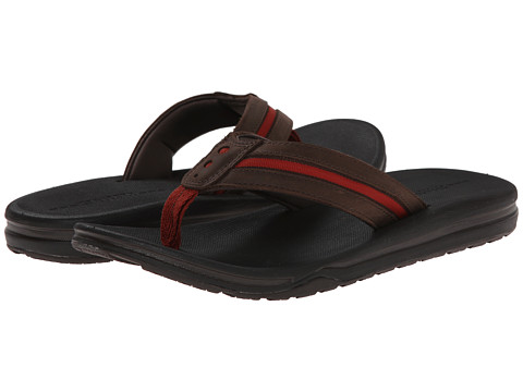 Rockport - Wear Anywhere BBQ Sandal (Dark Brown) Men