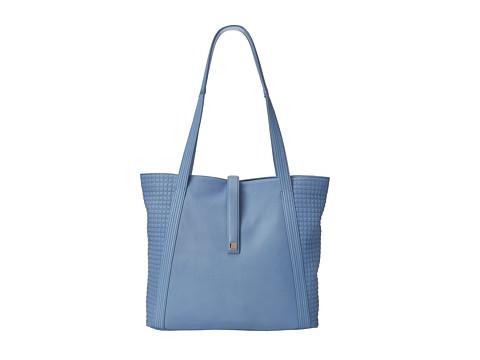 Lodis Accessories - Gardena Danya Slouch Tote (Corn Flower) Tote Handbags