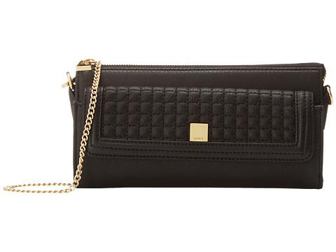 Lodis Accessories - Gardena Reyna Crossbody (Black) Cross Body Handbags
