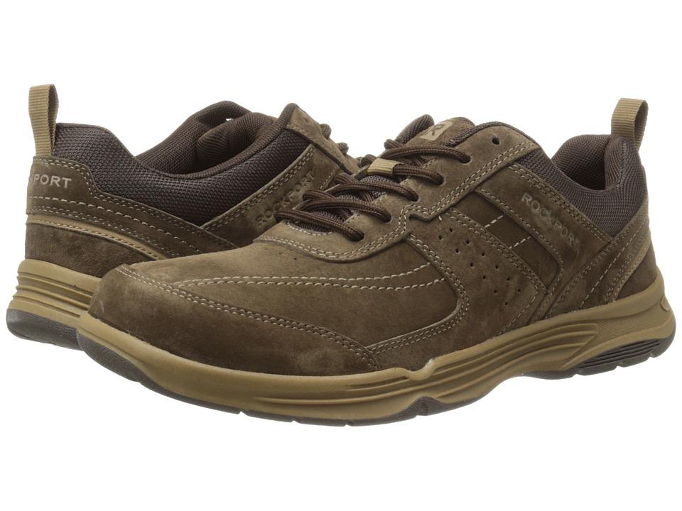 Rockport - State-O-Motion U-Bal (Vicuna) Men's Walking Shoes