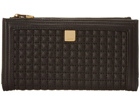Lodis Accessories - Gardena Tess Wallet (Black) Wallet Handbags