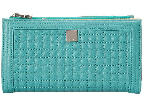 Lodis Accessories - Gardena Tess Wallet (Sea Green) Wallet Handbags