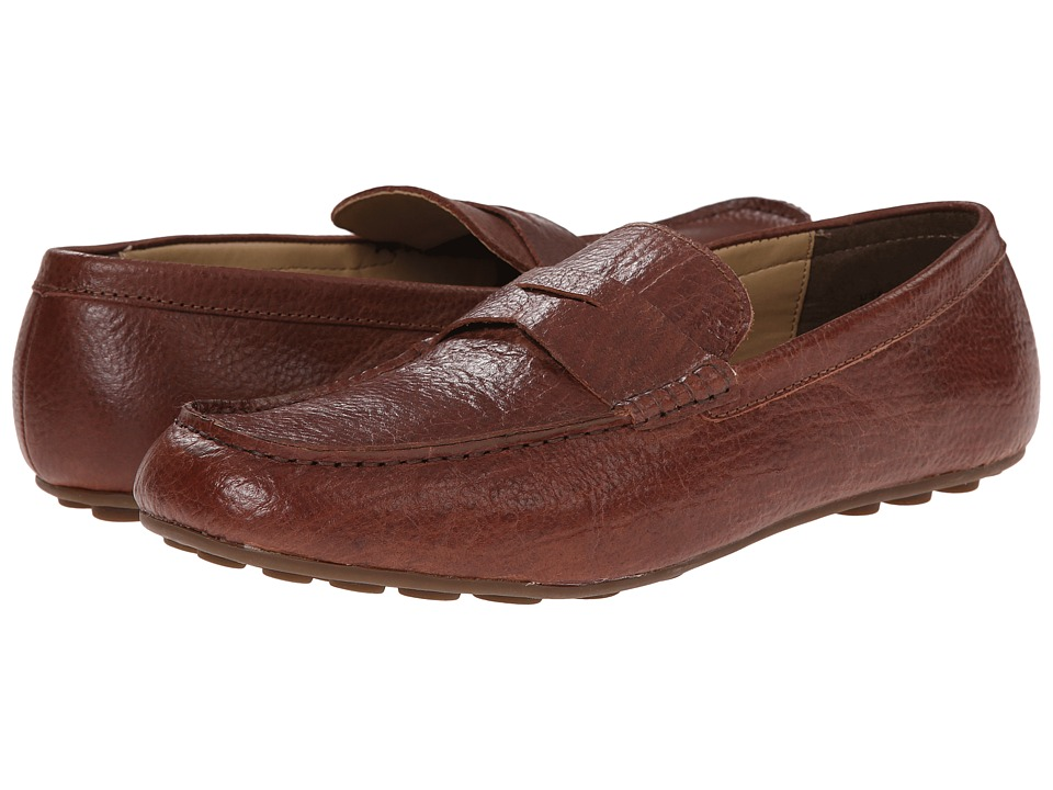 BUKS by Walk-Over - Winslow (Brown) Men's Slip on Shoes