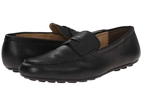 BUKS by Walk-Over - Winslow (Black) Men's Slip on Shoes