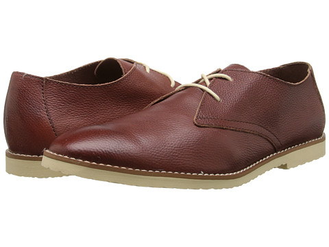 BUKS by Walk-Over - Stanwick (Cuio (Cream Bottom)) Men