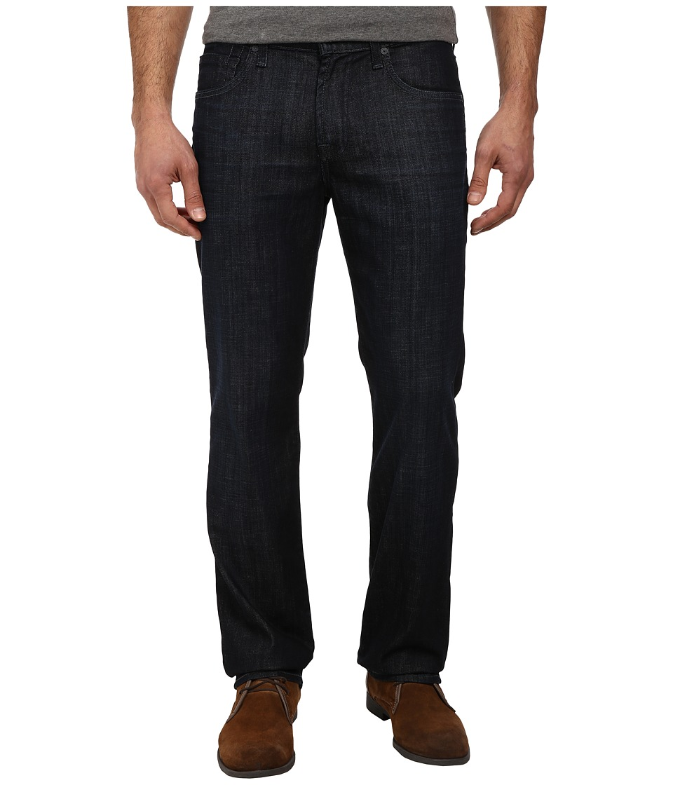 7 For All Mankind - Carsen in Deep Cobalt Indigo (Deep Cobalt Indigo) Men