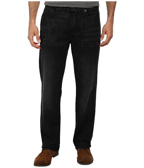 7 For All Mankind - Luxe Performance Carsen in Washed Obsidian (Washed Obsidian) Men's Jeans