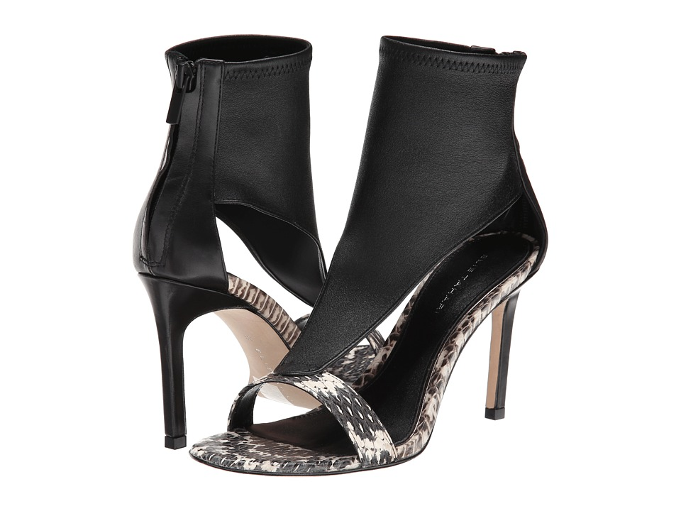 Elie Tahari - Connor (Black/White) High Heels