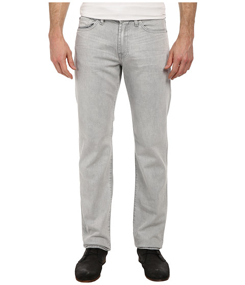 7 For All Mankind - Slimmy Slim Straight in Cloudy Skies (Cloudy Skies) Men