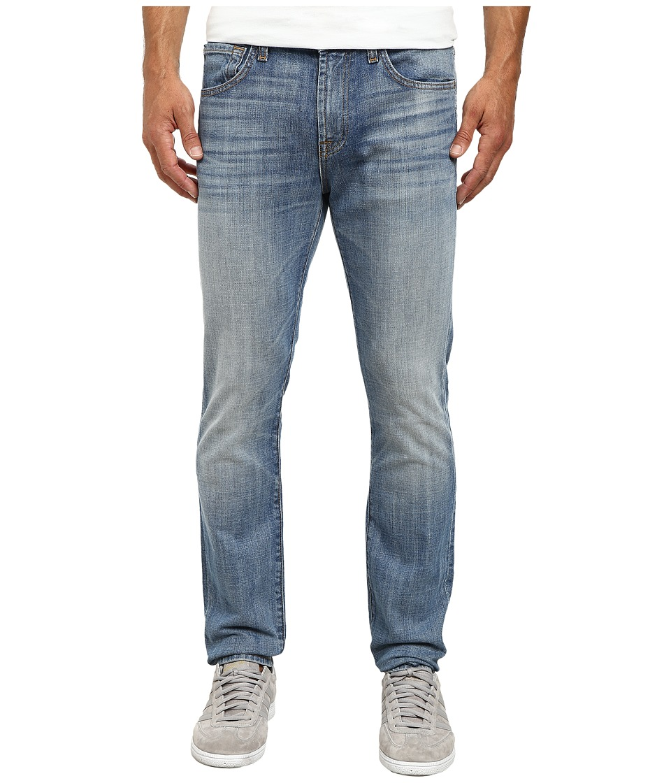 7 For All Mankind - Paxtyn w/ Clean Pocket in Ojai Blues (Ojai Blues) Men's Jeans