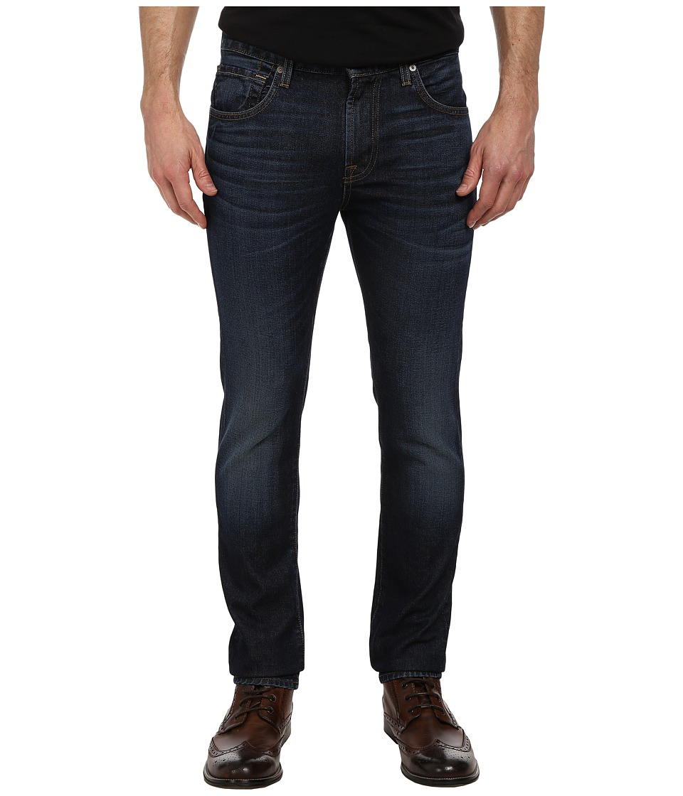 7 For All Mankind - Paxtyn w/ Clean Pocket in Misawa Road (Misawa Road) Men's Jeans