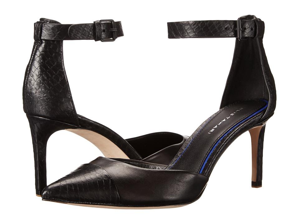 Elie Tahari Westside (Black) High Heels