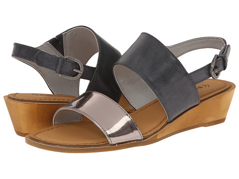 Bare Traps - Brodee (Dark Grey/Platinum) Women's Shoes