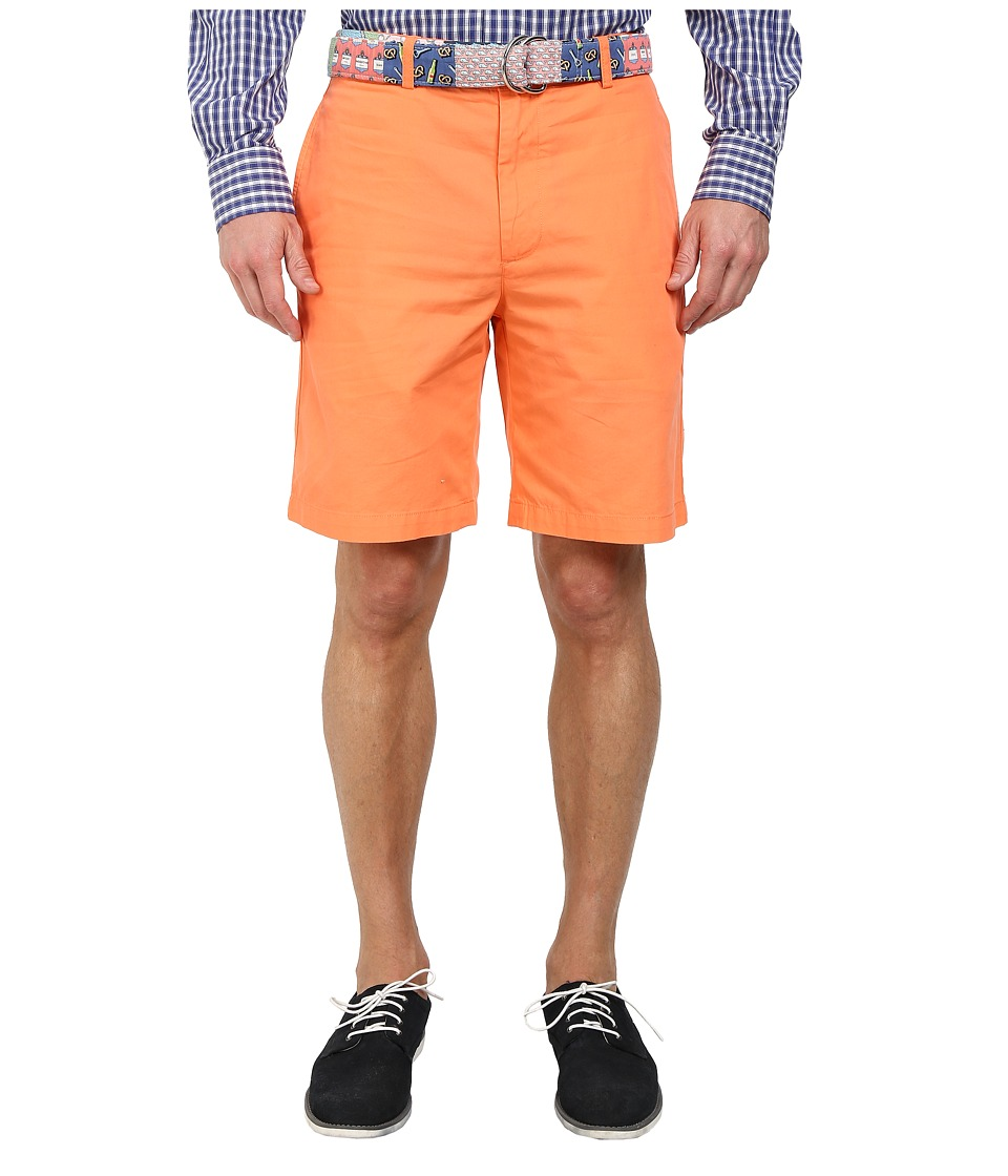 Vineyard Vines - 9 Classic Summer Club Shorts (Sunrise) Men