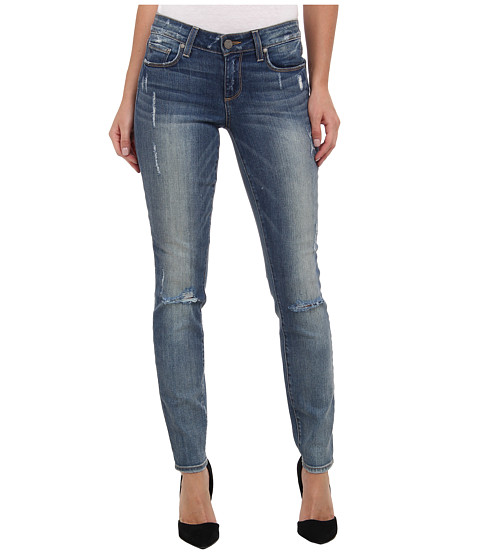 Paige - Verdugo Ultra Skinny in Beachwood Destructed (Beachwood Destructed) Women's Jeans