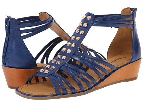 Bare Traps - Belicia (Blue) Women's Wedge Shoes