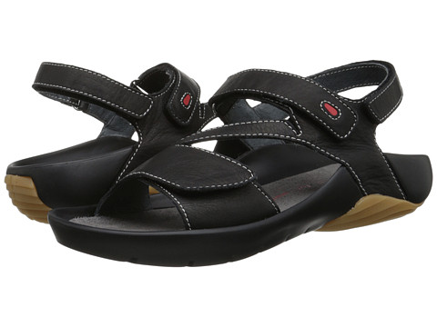 Wolky - Target (Black) Women's Sandals