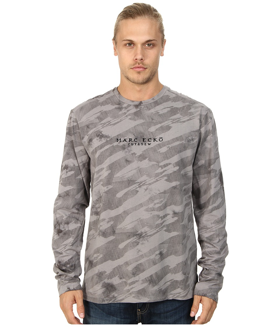 Marc Ecko Cut & Sew - In Plain Sight Camo (Grey) Men