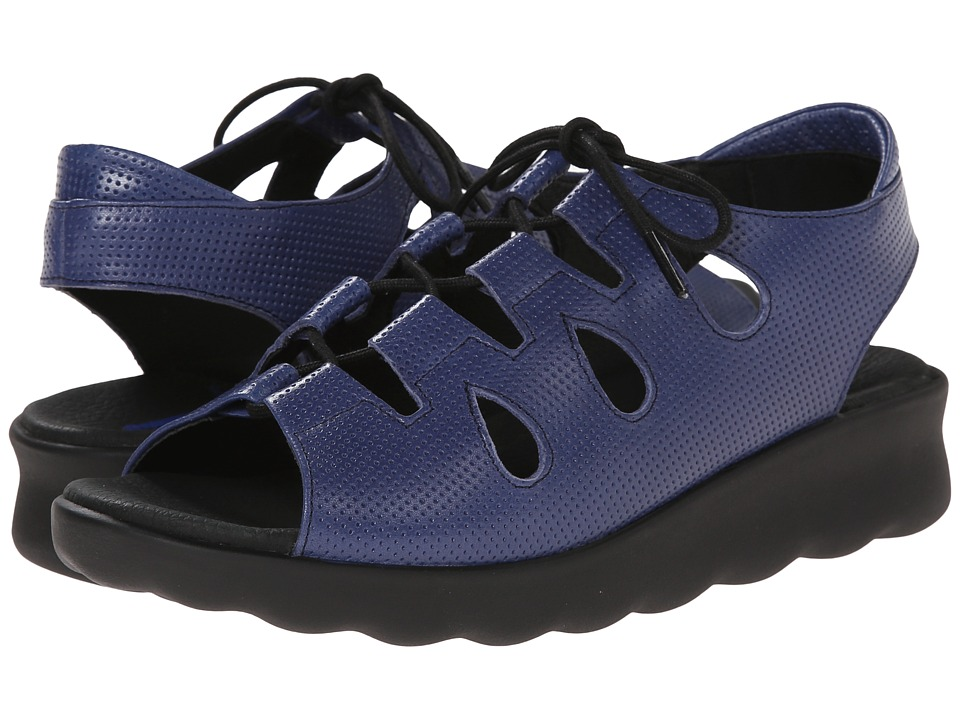 Wolky - Natu (Jeans Blue) Women's Sandals