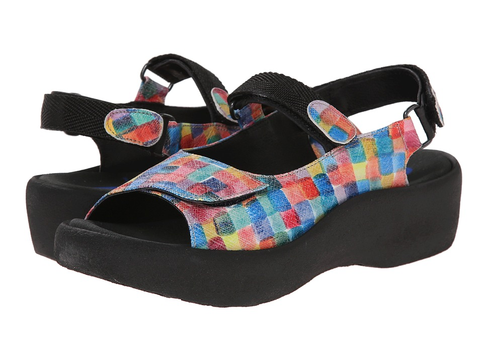 Wolky - Jewel (Multi) Women's Sandals