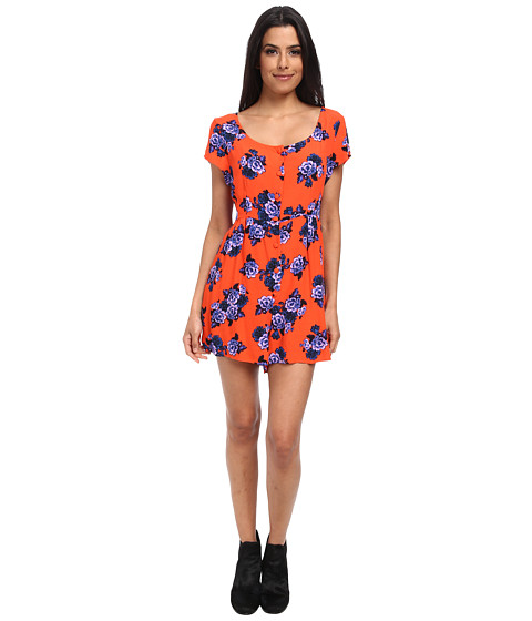 MINKPINK - China Night Playsuit (Multi) Women