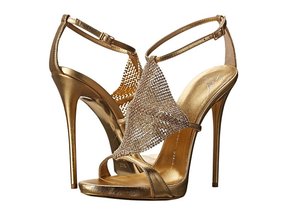 Giuseppe Zanotti - E50307 (Metallic) Women